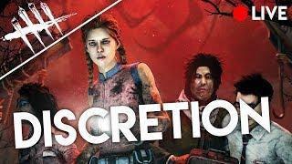 DISCRETION -  DeadByDaylight