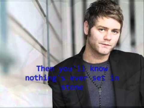 Brian Mcfadden Set In Stone Lyrics