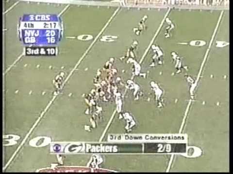 Brett F@vre Touchdowns 2000 Part 1