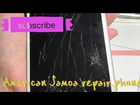 American Samoa repair phone