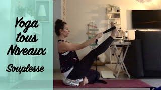 Yoga tous niveaux - Souplesse