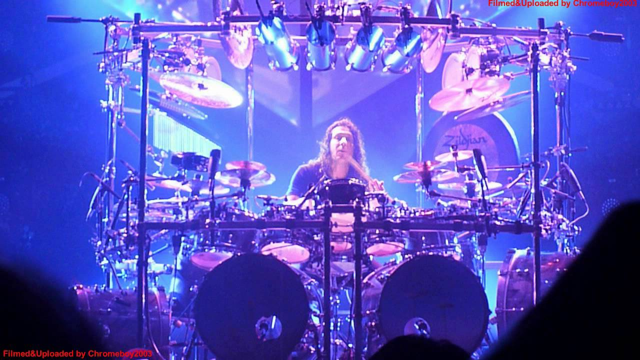 dream theater drum solo mike mangini live wembley arena london england feb 10 2012 youtube. Black Bedroom Furniture Sets. Home Design Ideas
