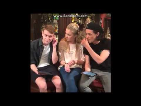 EastEnders Cast Q&A With Tilly Keeper, Jonny Labey And Jamie Borthwick