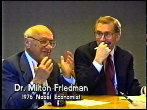 Milton Friedman - Privatization Trends in Eastern Europe (1993)