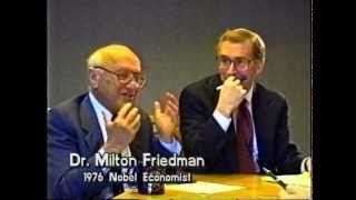 Milton Friedman - Privatization Trends in Eastern Europe (1993)