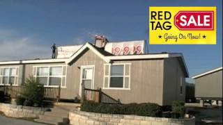 Palm Harbor Manufactured Homes in Fort Worth Texas - Red Tag Sale Going on NOW!