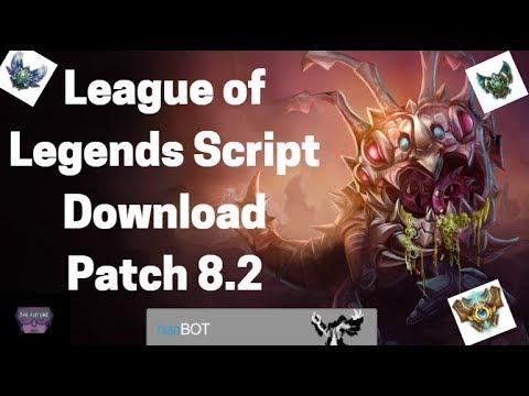 Leauge of Legends scripting still exists: