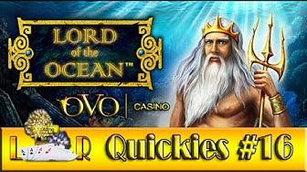 WIN| LR Quickies #16- OVO Casino- LORD OF THE OCEAN auf 1€ und 2€