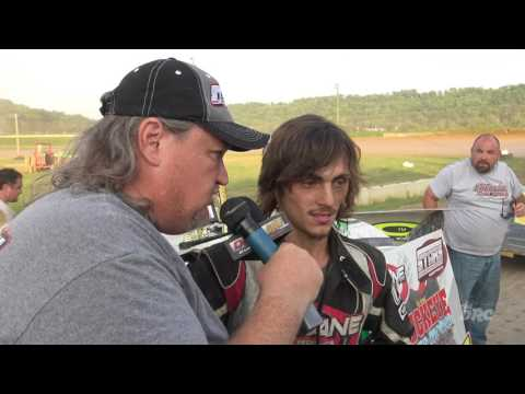 Brushcreek Motorsports Complex | 7.31.16 | STARS Buckeye Late Model Dirt Week | Tyler Carpenter