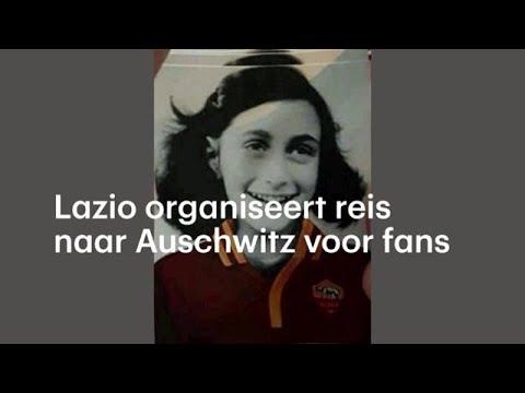 Lazio Roma is anti-semitisme fans spuugzat - RTL NIEUWS