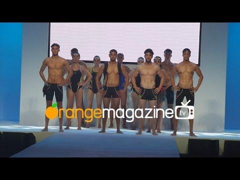 Speedo Spring/Summer 2015 Collection (Fashion Show)