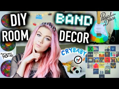 DIY Band Room Decor You've NEVER Seen! 2017