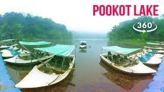 Boating at Pookot Lake | 360° video
