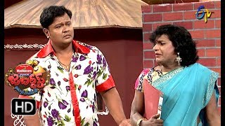 Bullet Bhaskar, Sunami SudhakarPerformance | Jabardasth |  20th September 2018 | ETV  Telugu
