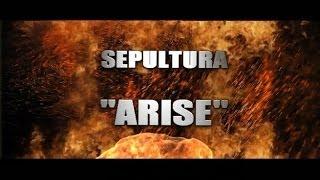 SEPULTURA - Arise  (8 strings full cover)