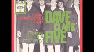 The Dave Clark Five -   Look Before You Leap
