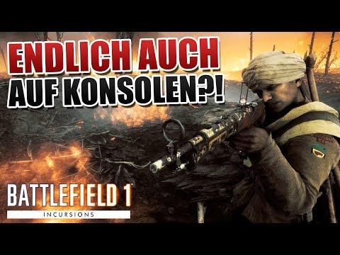 Es geht in die nächste Runde... Battlefield 1 Incursions thumbnail