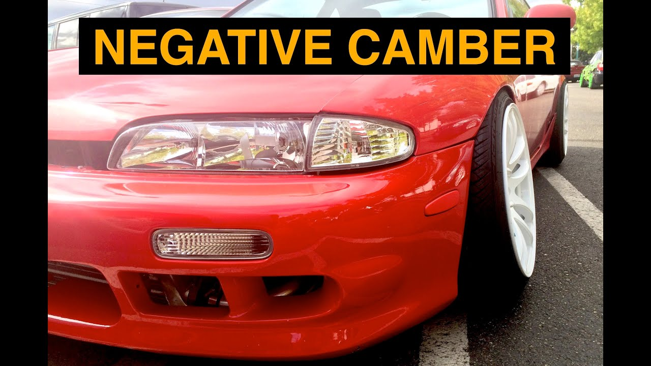 Too Much Negative Camber Wheel Alignment Youtube