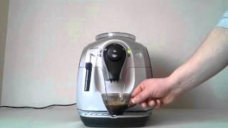 Обзор кофемашины Philips Saeco HD 8745(, 2015-02-12T10:17:17.000Z)