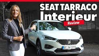 Seat Tarraco Xcellence Interieur | Review/Sitzprobe