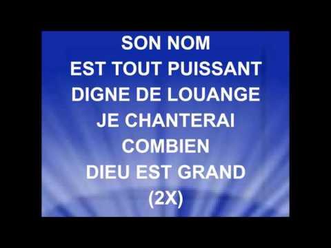 COMBIEN DIEU EST GRAND - Stéphane Quéry