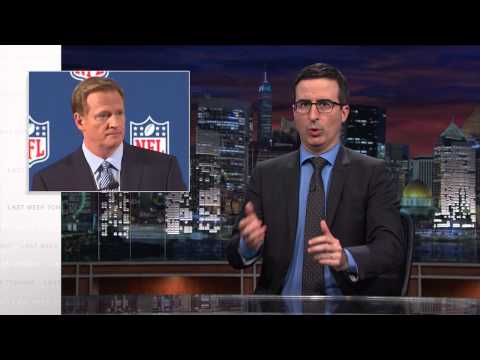 Roger Goodell (Extended Web Exclusive): Last Week Tonight with John Oliver (HBO)