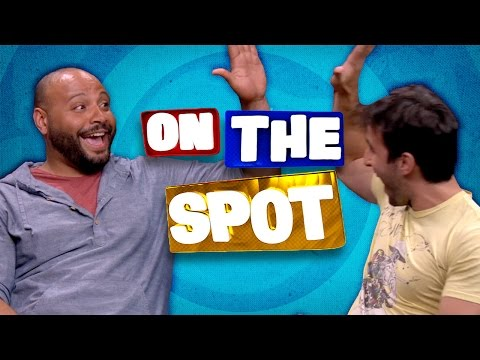 On The Spot: Ep. 28 - All the High-Fives | Rooster Teeth