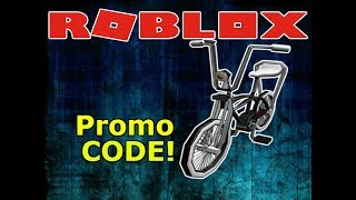 HOW TO GET MIKE'S BIKE *NEW PROMOCODE* | Roblox