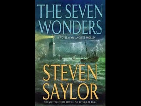 The Seven Wonders, By Steven Saylor (MPL Book Trailer #323)