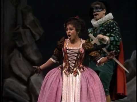 Kathleen Battle - Zerbinetta's Monologue - R. Strauss: Ariadne auf Naxos (Part 2)