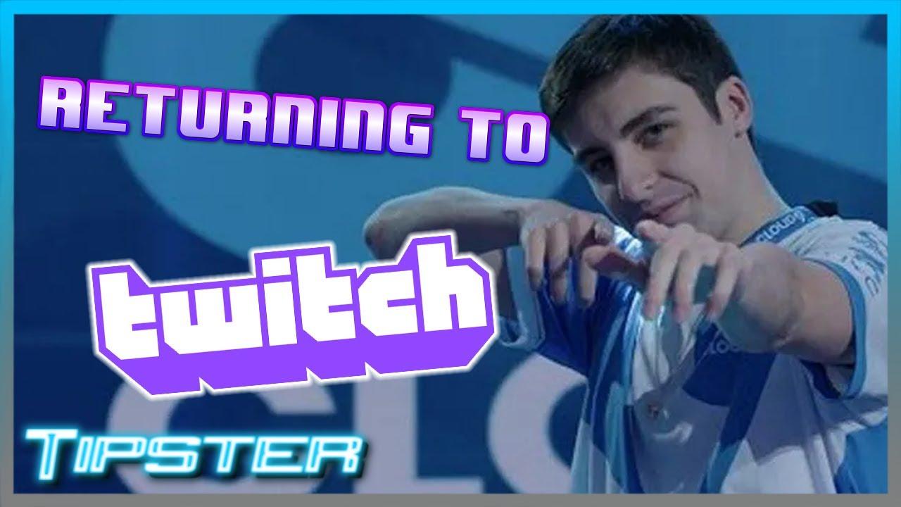 Shroud Announces Return to Twitch