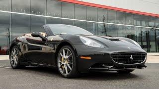 2012 Ferrari California - WR TV Sights & Sounds