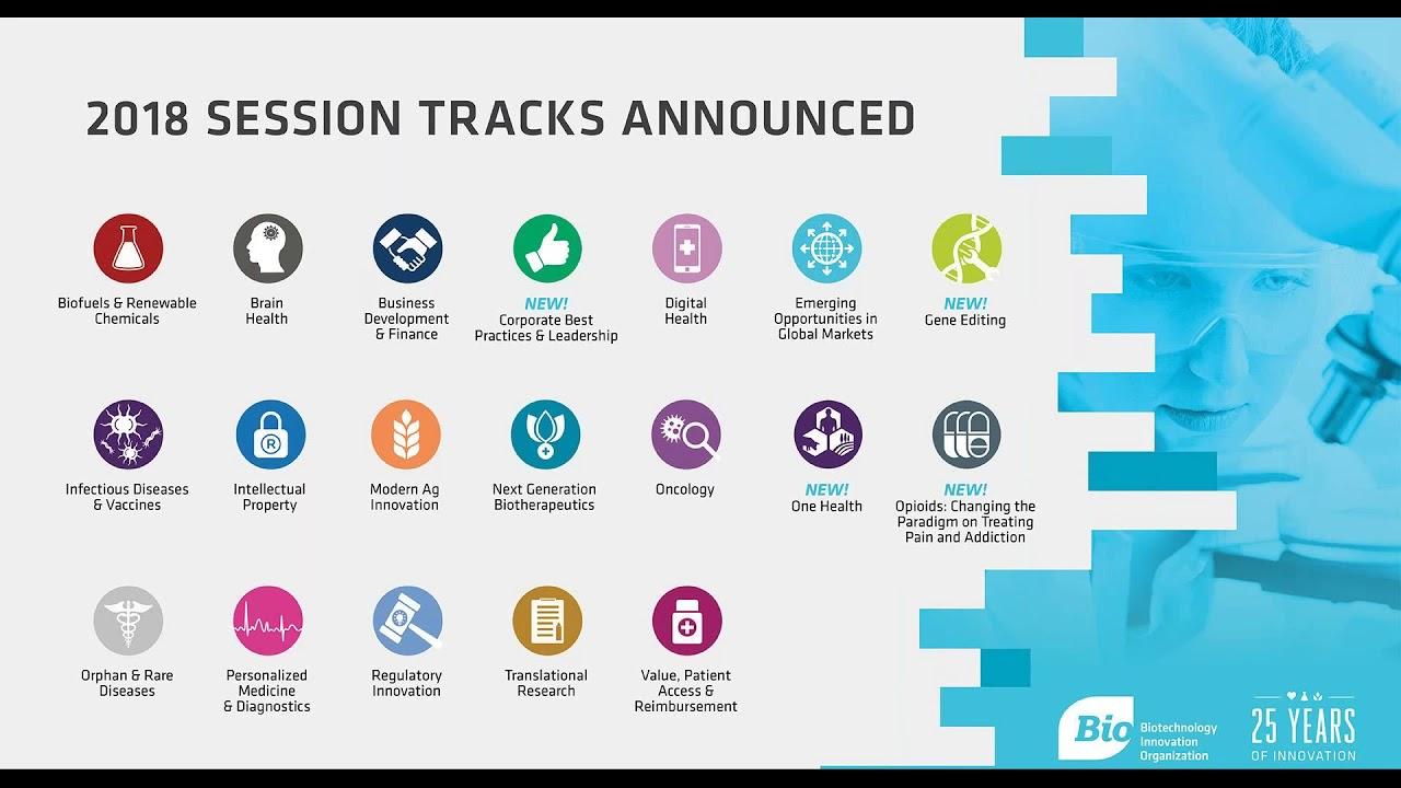 BIO 2018 Webinar: Emerging Trends in Academic & Industry Collaboration