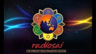 Ashadi Ekadasi Celebrations ( Evening Program) at Prasanthi Nilayam- 23 July 2018