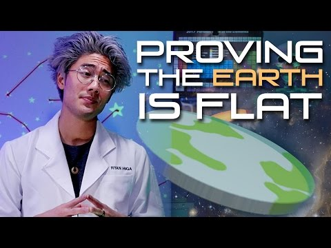 Thumbnail: Proving The Earth Is Flat!