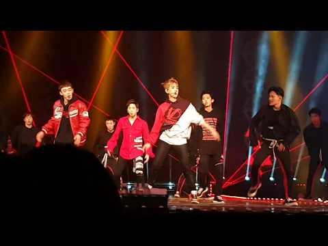 180211 The ElyXiOn In Taipei EXO - RUN THIS