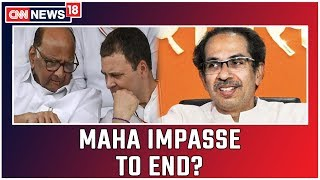 Maha Power Tussle: Pawar Re-Affirms Alliance With Sena-Cong To Last Full Term