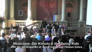 """Jam with Sam"" by Dai Kimoto & the Swing Kids - A Zurich Jazz Concert for Japan"