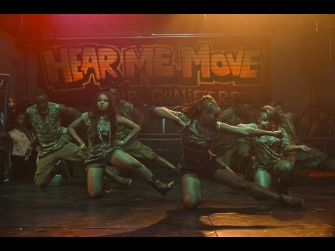 Hear Me Move 2015 (South African Dance Movie)