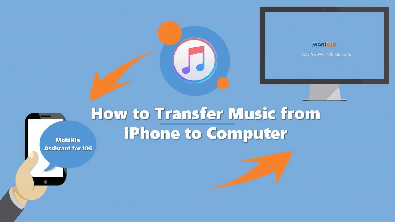Best Free Ways to Transfer Music from iPhone to Computer in 2019