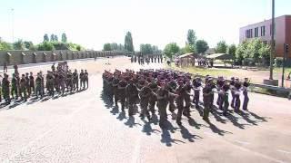 Fête nationale : les répétitions du défilé se déroulent à Satory