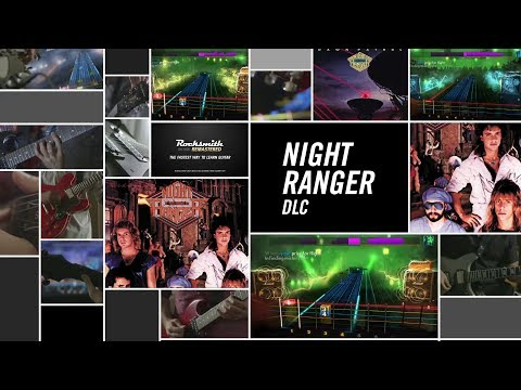 Night Ranger Song Pack - Rocksmith 2014 Edition Remastered DLC