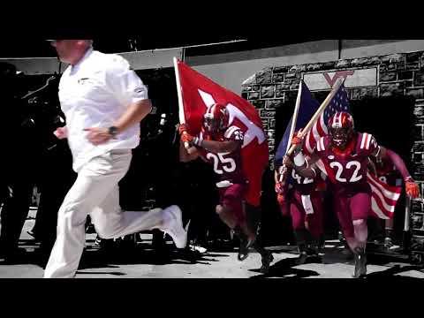Virginia Tech Football  Video 2017