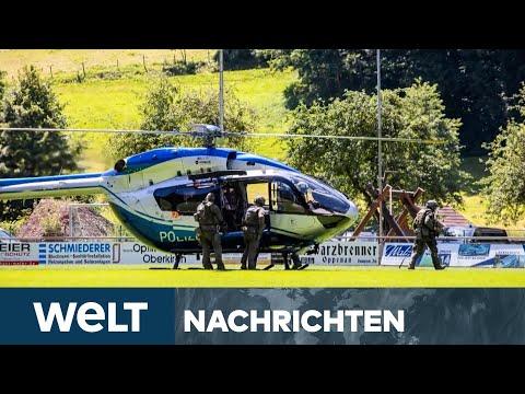 WELT NEWS STREAM: Mann Entwaffnet Polizisten Und Flüchtet – Großaufgebot Im Einsatz