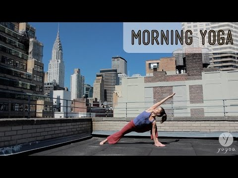 Morning Yoga Routine: Vitality Blast (open level)