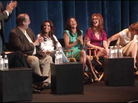 Desperate Housewives - Dana Delany & Teri Hatcher on Nude Scenes (Paley Center, 2009)