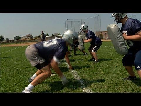 High School Football Practice Underway Across Minnesota, Including Champlin Park