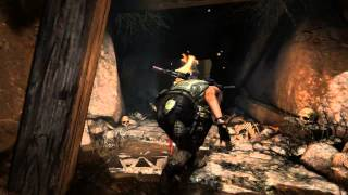 Tomb Raider - Chasm Stronghold