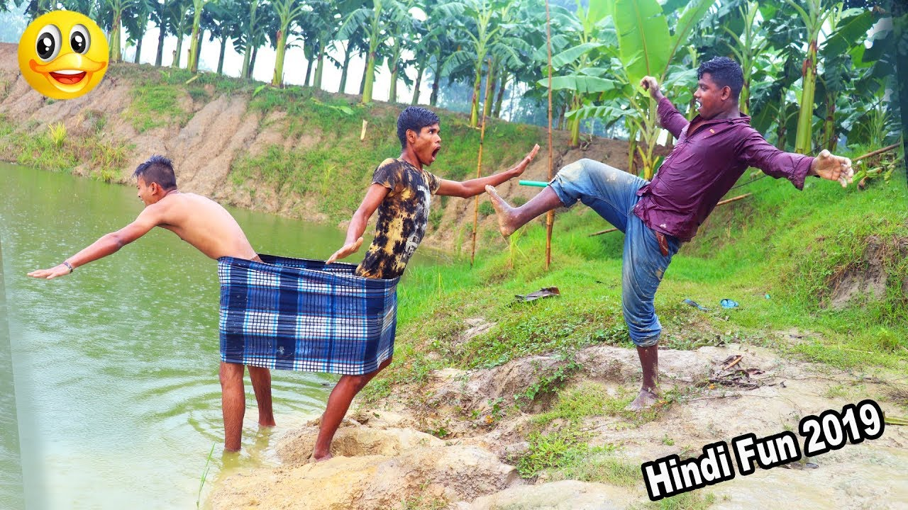 Indian New funny Video?-?Hindi Comedy Videos 2019-Episode-56--Indian Fun || ME Tv