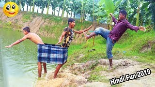 Indian New funny Video-Hindi Comedy Videos 2019-Episode-56--Indian Fun  ME Tv